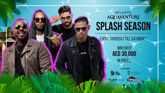 Atlantis Aquaventure launches new events options