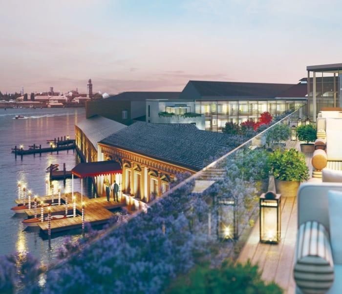 The Langham, Venice set for 2023 debut