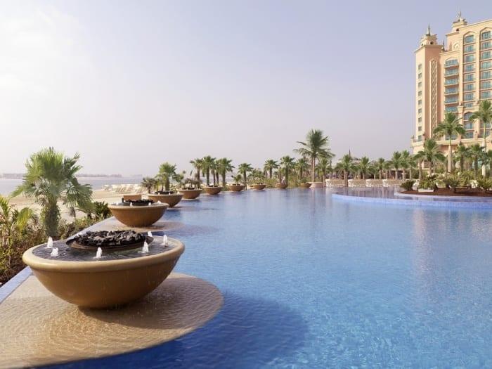 Atlantis, the Palm receives EarthCheck Silver accreditation