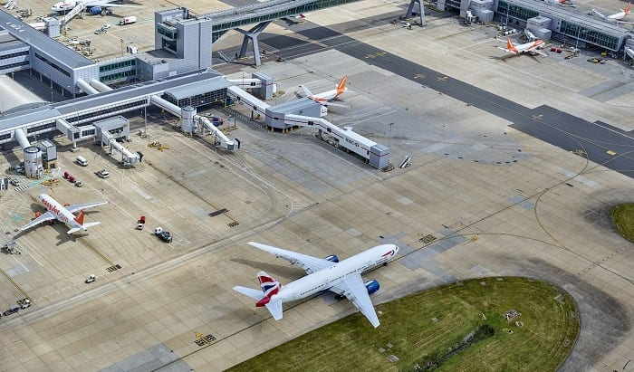 Dunn steps down from chief financial role at Gatwick