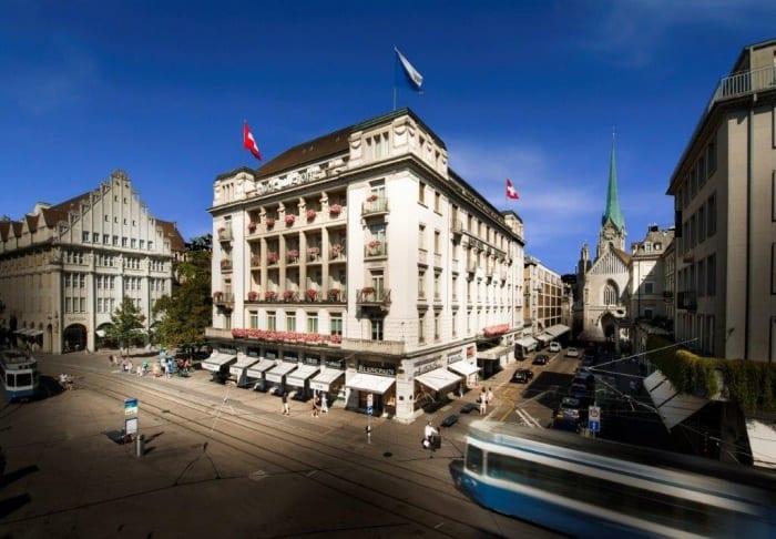 Mandarin Oriental to manage Savoy Baur en Ville from 2024
