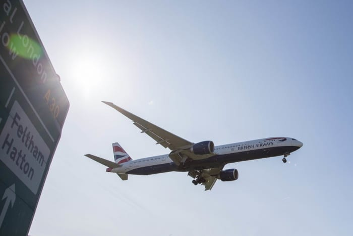 New ONS figures reveal collapse of UK tourism sector