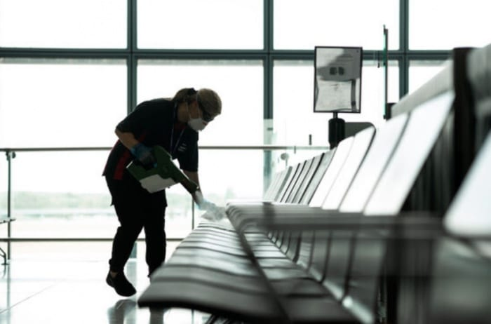 Travellers from Denmark barred from entry to UK