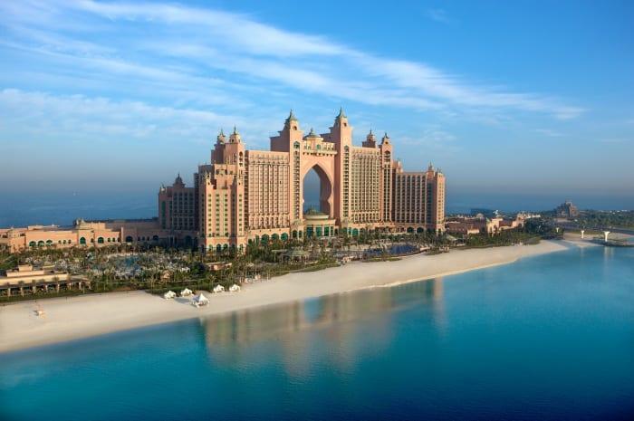 Atlantis, the Palm recognised for hygiene standards
