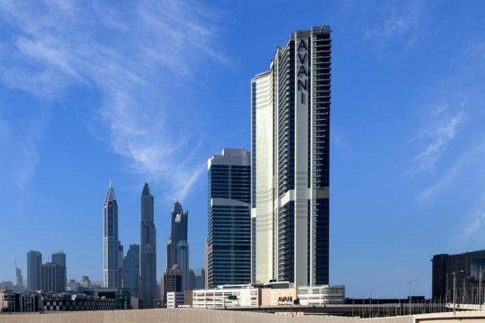 Avani Palm View Dubai Hotel & Suites opens to guests