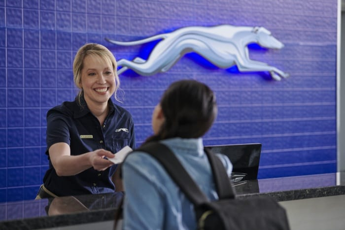 FirstGroup sells Greyhound facilities in North America