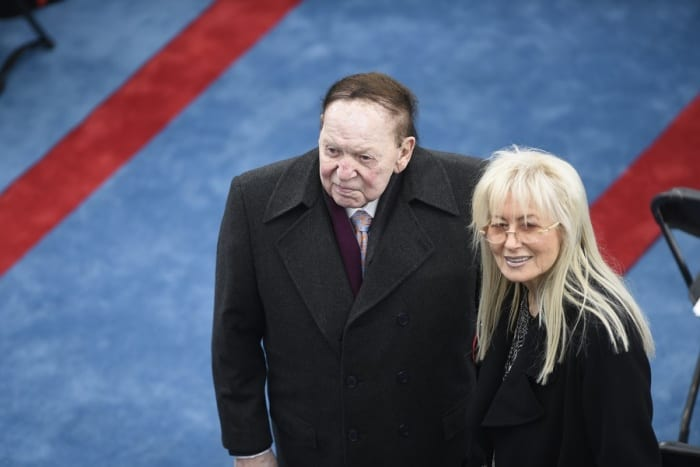 Las Vegas Sands founder Adelson dead at 87