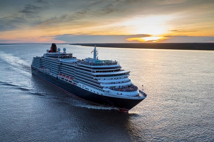 Cunard to offer UK sailings as international voyages are cancelled